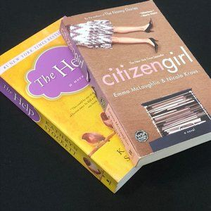 Other - x2 BOOK BUNDLE The Help & Citizen Girl Novels